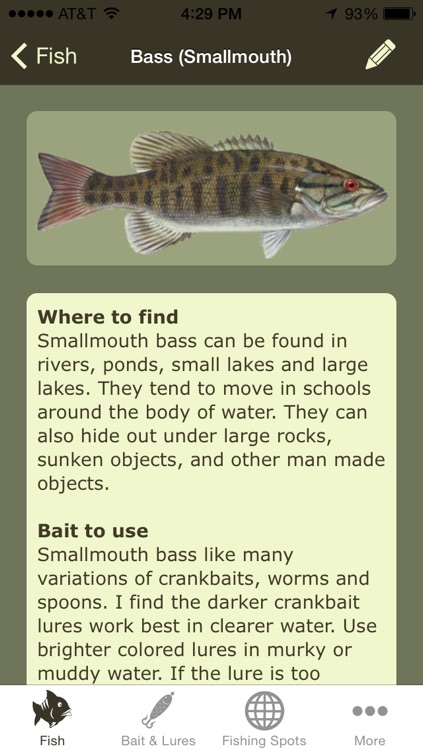 Freshwater Fishing Guide screenshot-3
