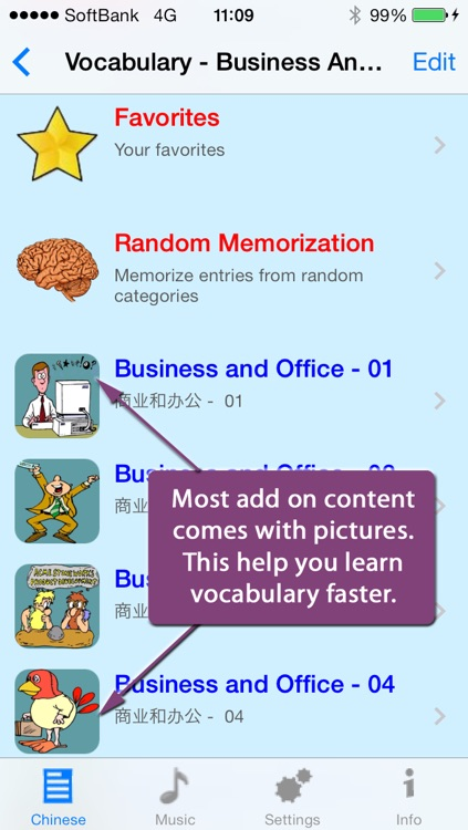 Chinese - Talking English to Chinese Translator and Phrasebook screenshot-3