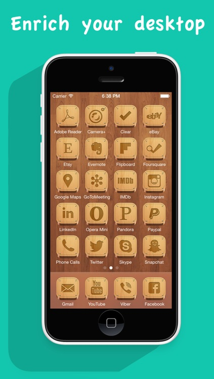 My Screen - Dress Up Your App Icon Shortcuts Pro screenshot-4