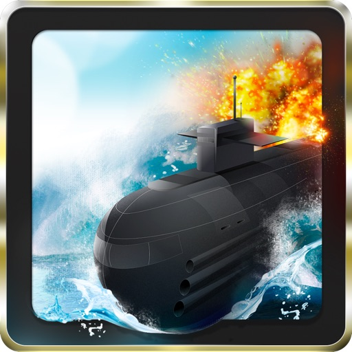 Awesome Submarine battle ship Free! - Torpedo wars iOS App