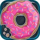 Donut Fast Rolling Game - Sweet Food Jump Adventure icon
