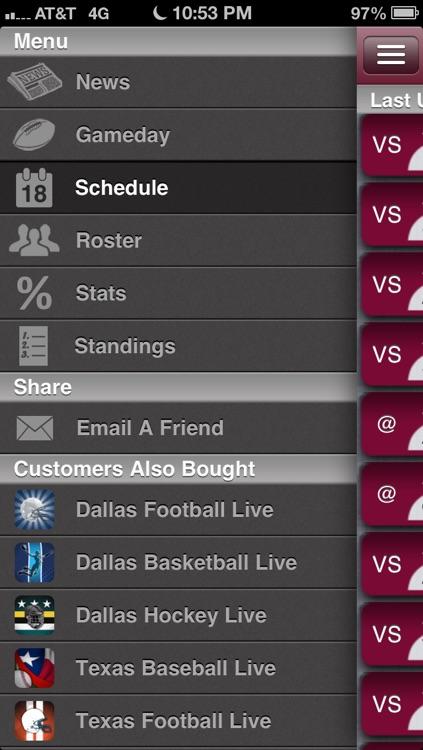 Texas A&M Football Live