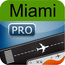 Miami Airport + Flight Tracker HD MIA FLL PBI