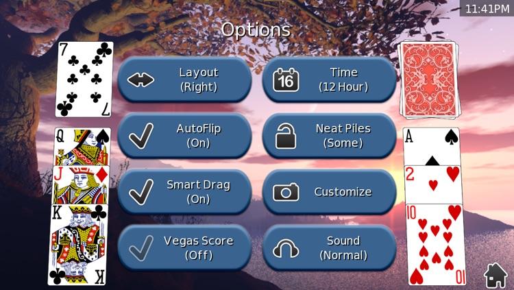 Card Shark Solitaire screenshot-4