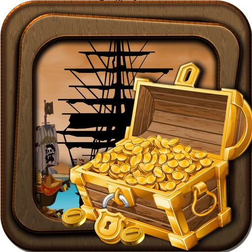 Pirate Treasure Gold Hunt Challenge Pro Game icon