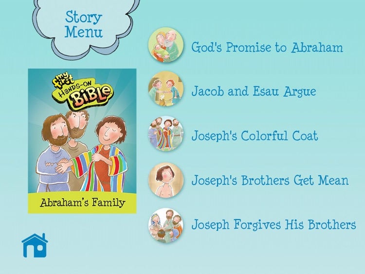 My First Hands-On Bible: God's Family Promises
