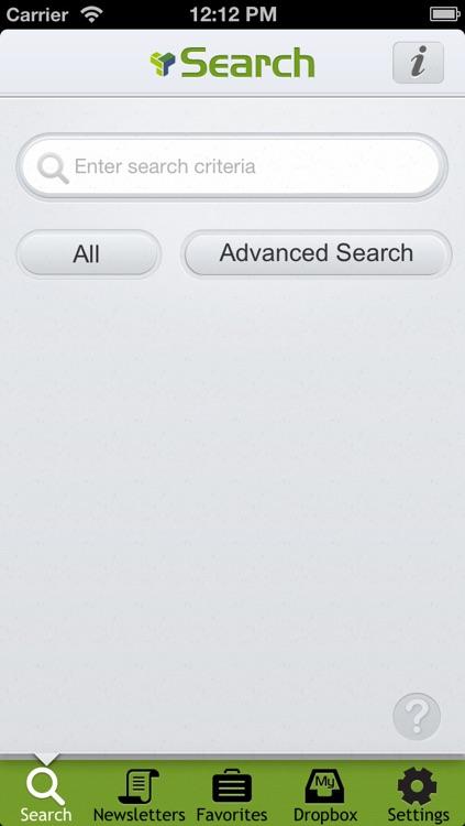 Patent Search screenshot-3