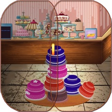 Activities of Crazy Cake Stacking Maker