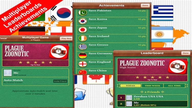 Plague Zoonotic screenshot-4
