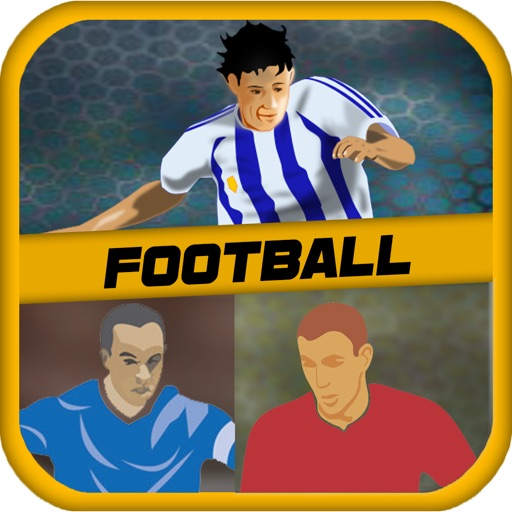 Guess Football Player - Soccer club quiz game with top Football stars, Legends and idols