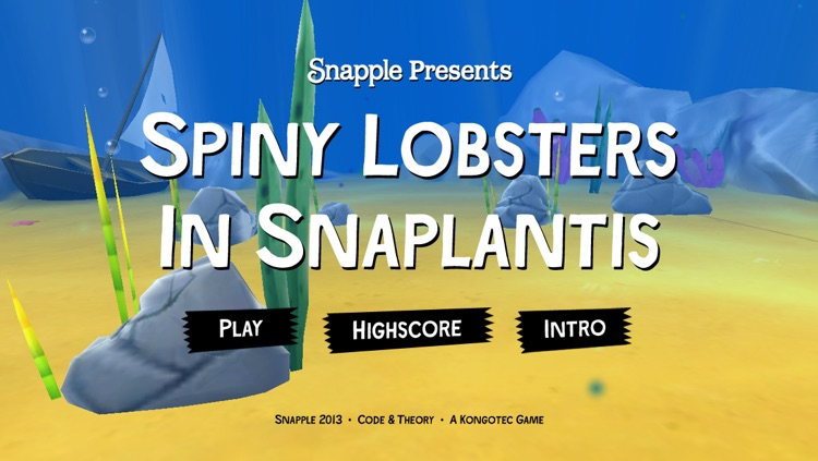 Spiny Lobsters In Snaplantis