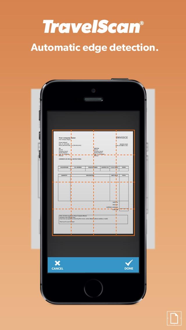 タイトル - Turn your iPhone into a pocket-sized PDF scannerのスクリーンショット2