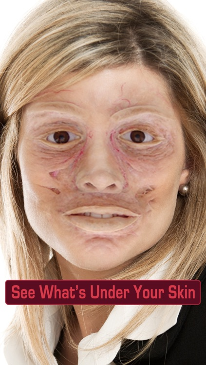 Under Your Skin: The Body Worlds App' screenshot-2