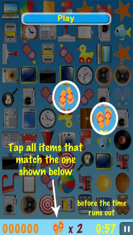 A Minute Mania! FREE: Tap Tap Search to Win It screenshot-4