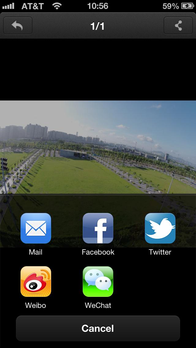 DJI VISION by DJI (iOS, United States) - SearchMan App Data