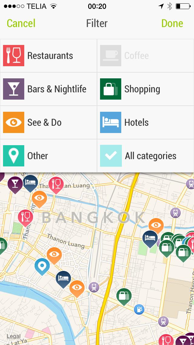 Bangkok City Travel Guide - GuidePal screenshot three