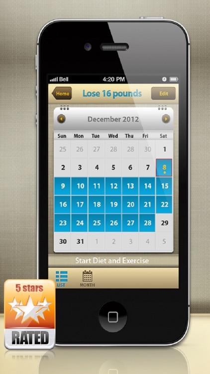 Wonderful Life - Goal Setting Plan (for Winners) screenshot-3