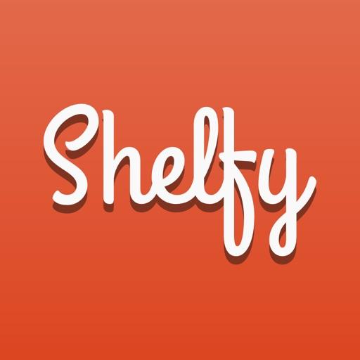 Shelfy the Personal Bookshelf
