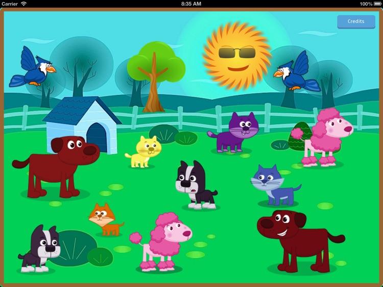 Puppy and Kitten Sounds for Kids screenshot-3