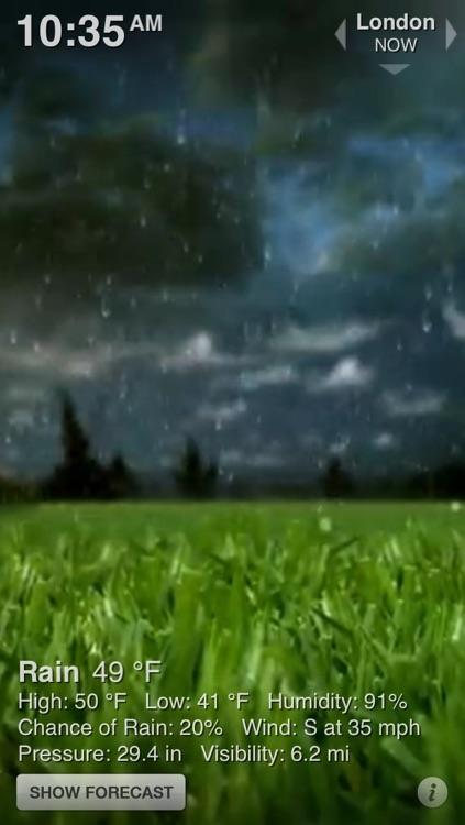 Weather HD Classic