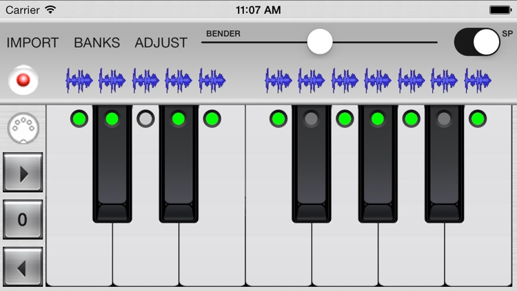 ME MIDI Sampler screenshot-0