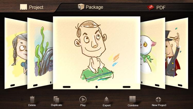 Animation Desk™ for iPhone screenshot-3