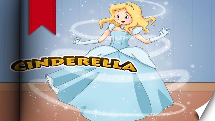 Cinderella interactive story online