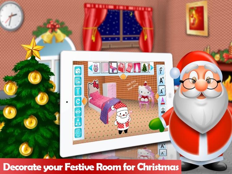 Christmas Room Decoation HD