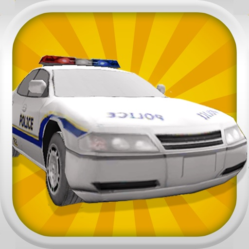 A Police Chase 3D: Endless High Speed Pursuit - FREE Edition