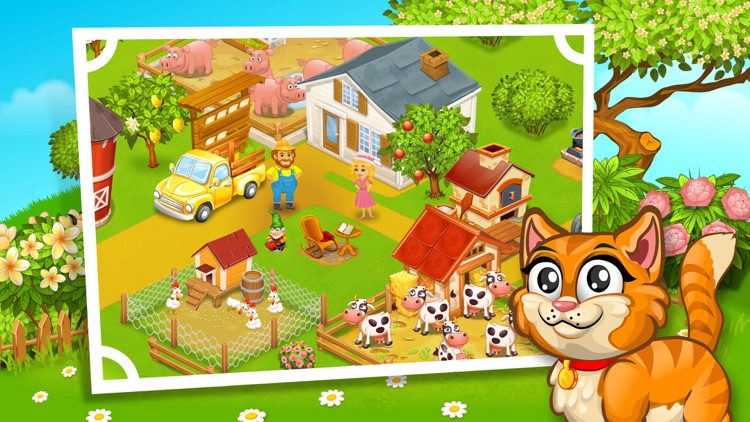 New Farm Town™ screenshot-4