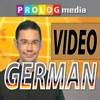 GERMAN... Everyone can speak! - A unique video phrase guide method to learn GERMAN! Comprises 20 chapters of 2.5 viewing hours, with transliteration and translation in the subtitles.