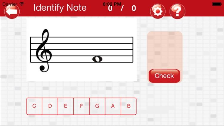 Music Theory Training