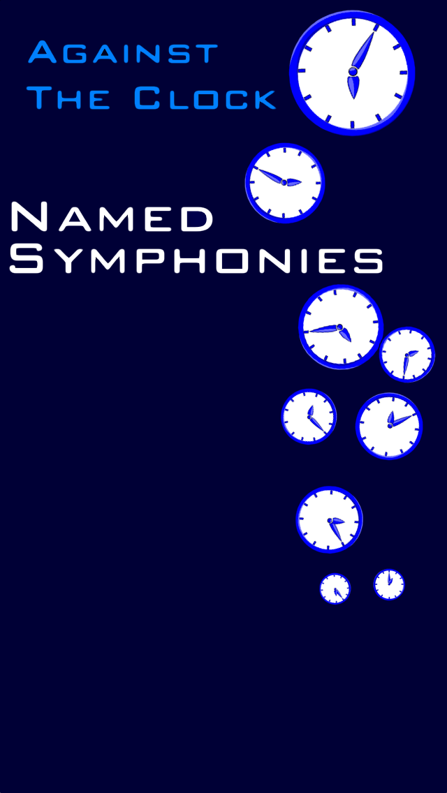 Against The Clock - Named Symphonies