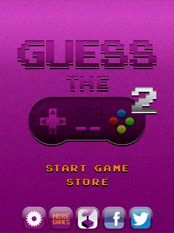 Guess The Game 2 HD - A Video Game Logo Quiz