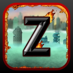 A Zombie Jump and Run Game