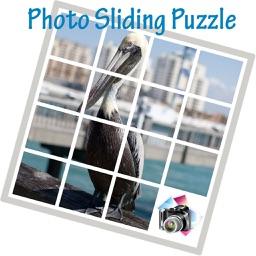 Photo Sliding Puzzle