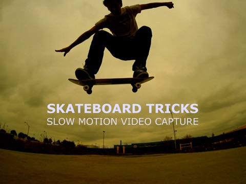 Slo-mo Skate: Frame-by-Frame Image Capture & Video Analysis App ...