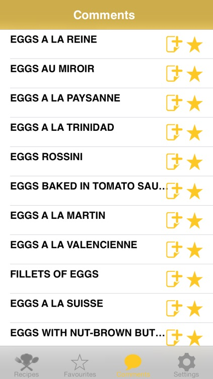 ** Egg Recipes ** screenshot-4