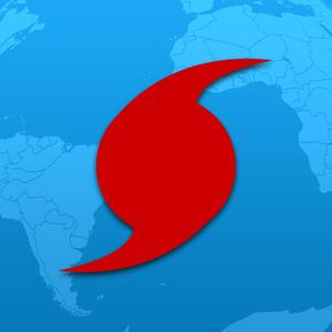 NOAA Hurricane Center app