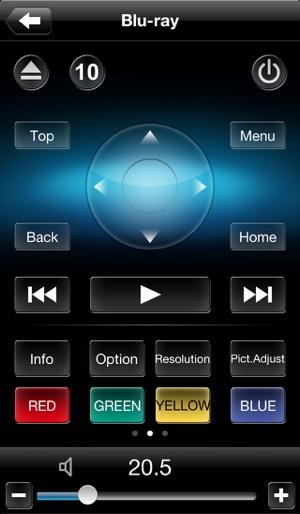 Denon Remote App on the App Store