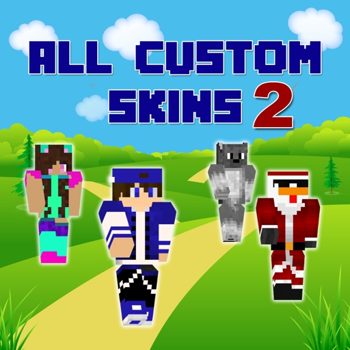 Custom Skins 2 - Exclusive Collection of Minecraft Pocket Edition