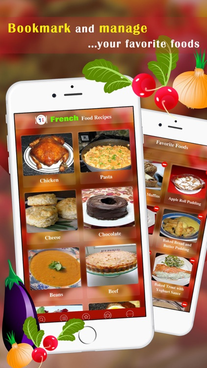 French Food Recipes screenshot-3
