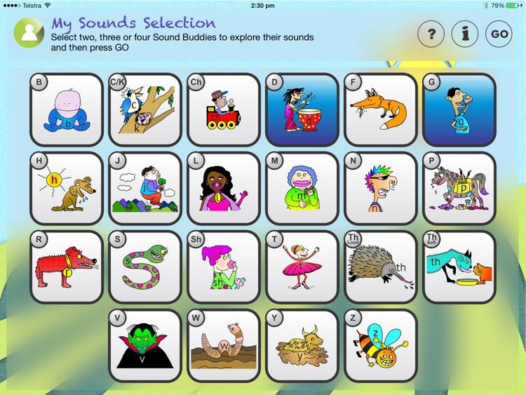 Speech Sounds For Kids - US Edition