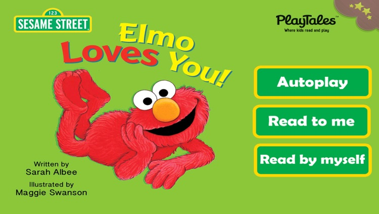 PlayTales! Kids' Books screenshot-3