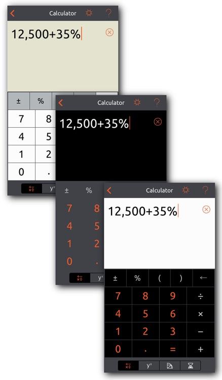 powerOne Finance Pro Calculator - Financial, Mortgage, Business Calculator screenshot-4