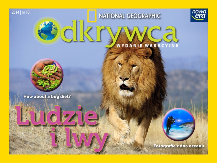 National Geographic Odkrywca