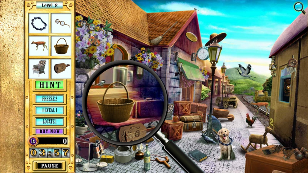 Hidden Object Game FREE – Sherlock Holmes: The Valley of Fear Cheat Codes