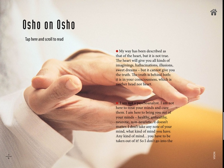 Osho Experience screenshot-1