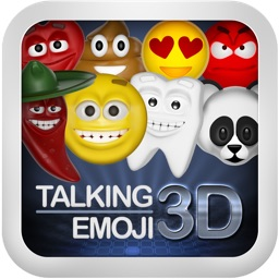 3D Emoji - Talking Emoji Free Movie Maker for iOS 7, YouTube, WhatsApp, Kik, Viber, Tango, ooVoo, iFunny & Keek