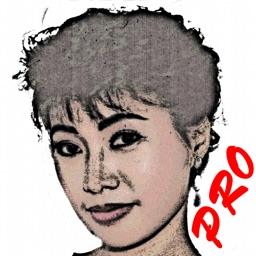 I Sketch PRO - create sketch and cartoon drawings